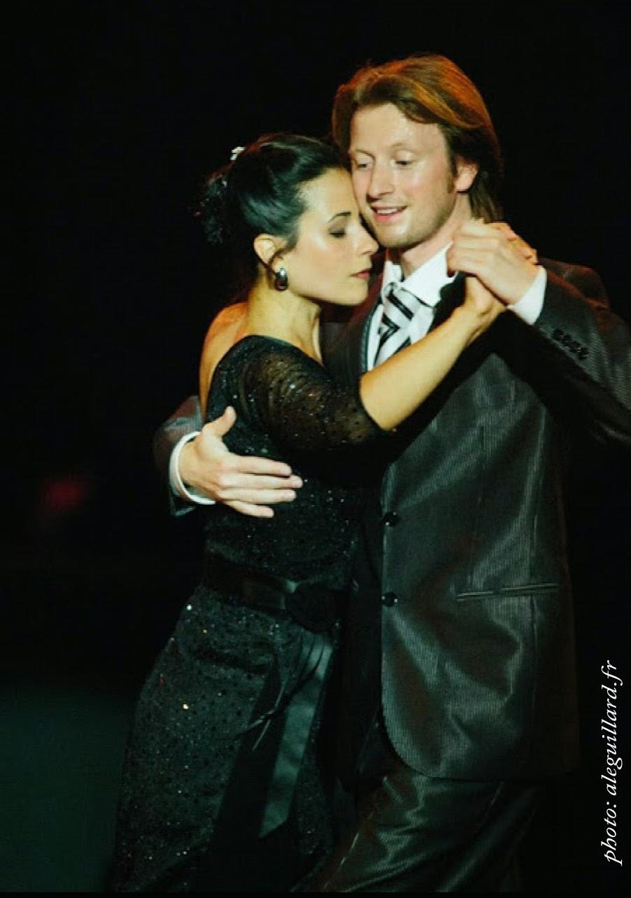 Stage Sébastien et Noelia