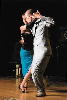 Stage Jenny & Guy - Annulé ou reporté