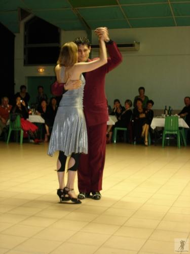 2009-03 - Stage - Julia et Andres Ciafardini