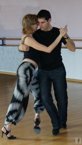 2008-03 - Stage - Julia et Andres Ciafardini
