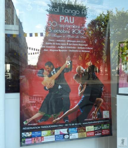 2010 Festival de tango de Pau
