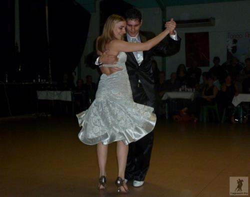 2011-01 - Stage - Julia et Andres Ciafardini