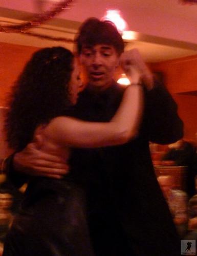 2011-01 - Stage - Vitor et Margareth