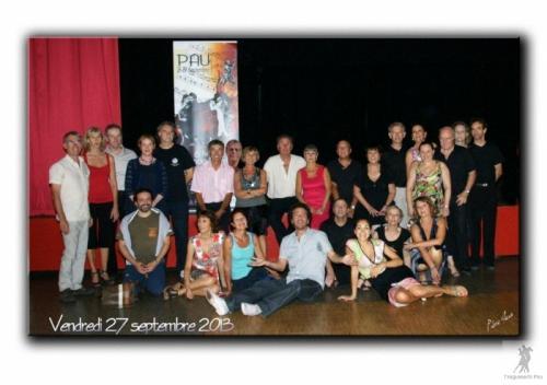 2013 Festival de tango de Pau