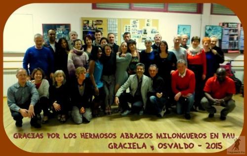 2015-02 - Stage - Osvaldo et Graciela