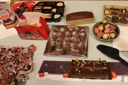 2016-12 - Milonga - Milonga chocolat - Soirée du stage
